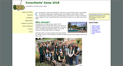Preview of consultantscamp.info